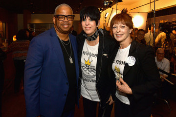 Frances Fisher The Hollywood Reporter's 7th Annual Nominees Night Presented by Mercedes-Benz, Century Plaza Residences, and Heineken USA - Inside
