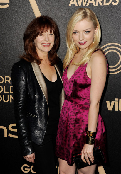 Frances Fisher and Francesca Eastwood Photos Photos - The ...
