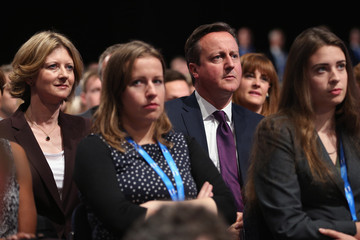 Frances Osborne Conservative Party Autumn Conference 2015 - Day 2