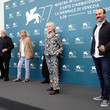 Francesca Comencini Jury Photocall - The 77th Venice Film Festival