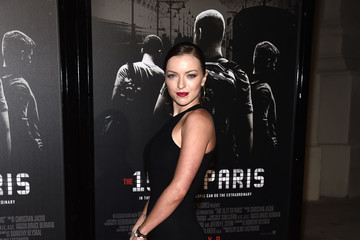 Francesca Eastwood Premiere of Warner Bros. Pictures' 'The 15:17 to Paris' - Arrivals