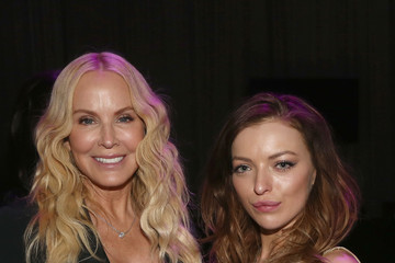 Francesca Eastwood Steven Tyler And Live Nation Presents Inaugural Janie's FundGala & GRAMMY Viewing Party
