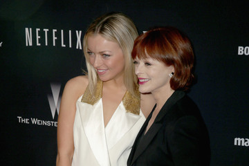 Francesca Fisher-Eastwood Stars at the Weinstein Company/Netflix's Golden Globes Afterparty