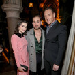 Francesca Reale Entertainment Weekly Celebrates Screen Actors Guild Award Nominees at Chateau Marmont - Inside