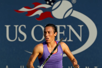 Francesca Schiavone US Open: Day 2