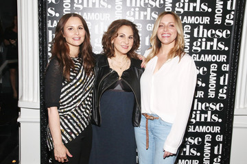 Francesca Silvestri Glamour Presents 'These Girls' in NYC