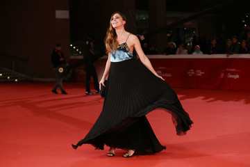 Francesca Valtorta 'Trouble No More' Red Carpet - 12th Rome Film Fest