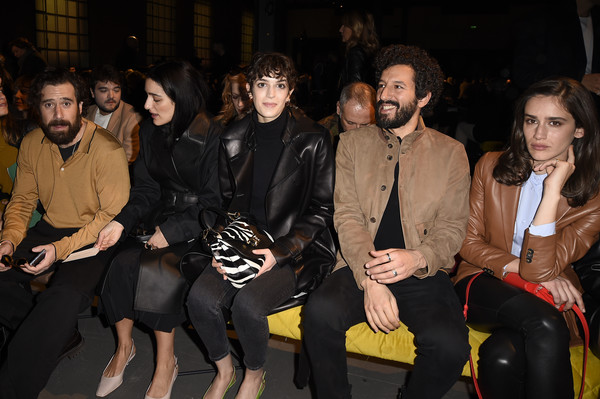 Tod's - Front Row - Milan Fashion Week Fall/Winter 2020-2021