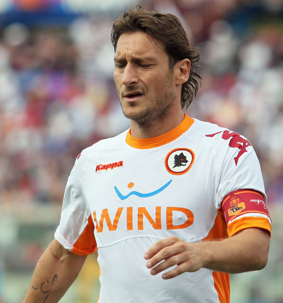 francesco totti dating Chiesa di totti an as  dating back to the summer of 2014  considering the playtime that he's received from eusebio di francesco so.