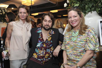 Francesco Vezzoli Lynn Hirschberg Celebrates W's It Girls With Lancome And Dom Perignon