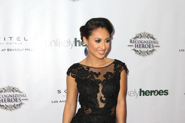 Francia Raisa 3rd Annual Unlikely Heroes Awards Dinner And Gala - Arrivals
