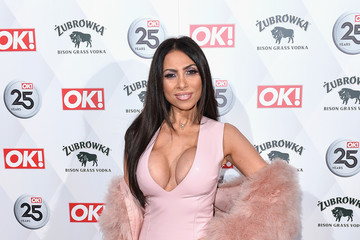 Francine Lewis OK! Magazine 25th Anniversary Party - Arrivals