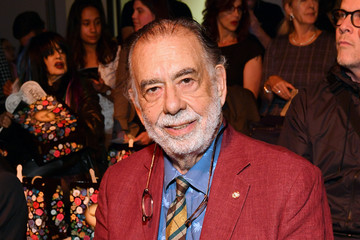 Francis Ford Coppola Anna Sui - Front Row - September 2018 - New York Fashion Week: The Shows