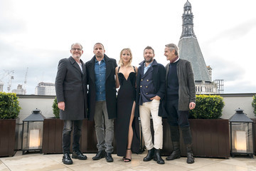 Francis Lawrence 'Red Sparrow' - Photocall