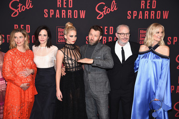 Francis Lawrence 'Red Sparrow' New York Premiere