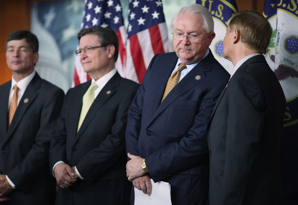 House Republicans Hold News Conference On Dodd-Frank Act []
