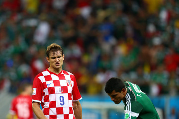 Francisco Javier Rodriguez Croatia v Mexico: Group A - 2014 FIFA World Cup Brazil