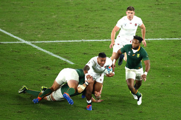 Franco Mostert England v South Africa - Rugby World Cup Final 2019