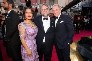 Francois-Henri Pinault 90th Annual Academy Awards - Red Carpet