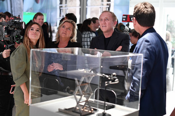 Francois-Henri Pinault Fashion Tech Lab Launch Event Hosted By Miroslova Duma and Stella McCartney - PFW Spring And Summer 2018