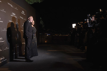 Francois-Henri Pinault Kering Official Cannes Dinner - Arrivals - The 68th Annual Cannes Film Festival
