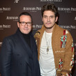 Francois-Henry Bennahmias Audemars Piguet Celebrates the Opening of Audemars Piguet Rodeo Drive - Red Carpet