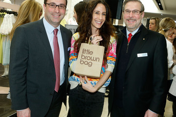 Frank Berman The Collective Launch Event At Bloomingdale's 59th Street In New York City