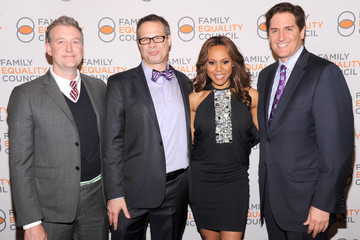 Frank Bua Celebs at the Family Equality Council's Night
