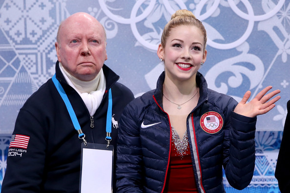 Frank+Carroll+Gracie+Gold+Winter+Olympic
