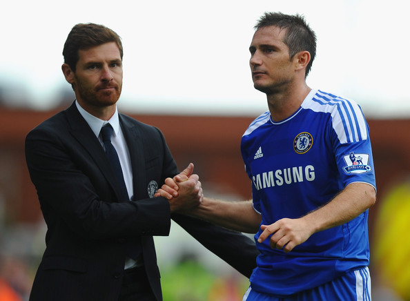 Frank Lampard has no future at Chelsea under misfiring manager