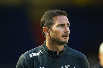 Frank Lampard Oldham Athletic v Derby County - Carabao Cup First Round