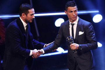 Frank Lampard The Best FIFA Football Awards - Show