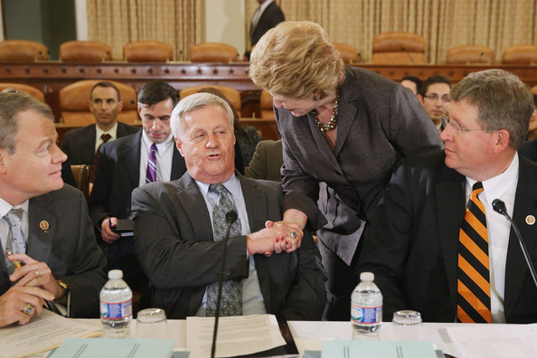 House and Senate Committees Meet on Capitol Hill