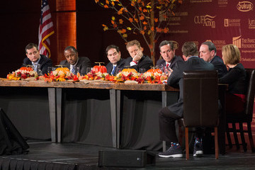 Frank Luntz GOP Candidates Attend Presidential Family Forum in Des Moines