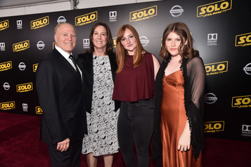 Frank Marshall Stars And Filmmakers Attend The World Premiere Of 'Solo: A Star Wars Story' In Hollywood