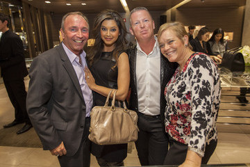 Frank Schneider David Yurman Hosts an In-Store Event