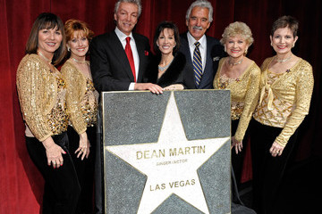 John Griffeth Frank Sinatra And Dean Martin Honored By The Las Vegas Walk Of Stars