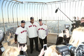 Frank Thomas Baseball Hall of Fame Electees in NYC