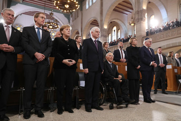 Frank-Walter Steinmeier Joachim Gauck European Best Pictures Of The Day