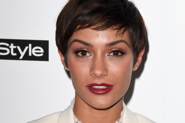 Frankie Bridge EE InStyle Party - Red Carpet Arrivals