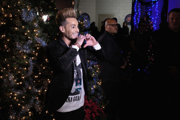 Frankie J. Grande Z100's Jingle Ball 2016 - BACKSTAGE