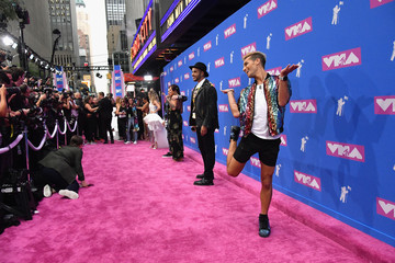 Frankie J. Grande 2018 MTV Video Music Awards - Red Carpet