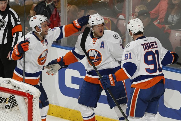 New York Islanders v Florida Panthers - Game One []