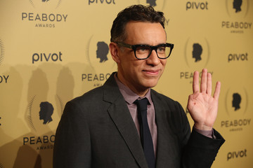 Fred Armisen The 74th Annual Peabody Awards Ceremony - Arrivals