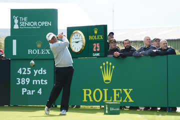 Fred Couples The Senior Open Championship - Day Four