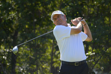 Fred Couples US Senior Open Championship - Round One