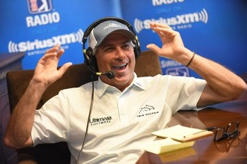 Fred Couples SiriusXM Broadcasts From The Masters 2018 - Day 1