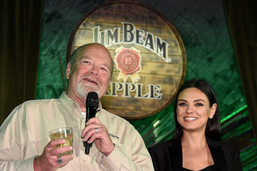 Fred Noe Celebs Attend Jim Beam's 'Apple Eve'