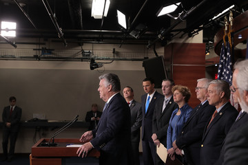 Fred Upton House Republicans Hold News Conference Encouraging Legislative Action on DACA