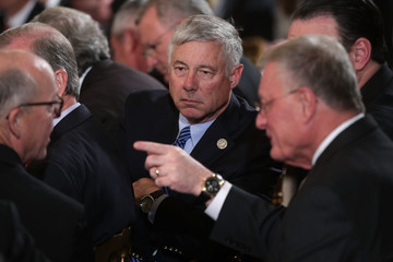 Fred Upton Trump Speaks on Administration's Efforts in Combatting the Opioid Epidemic